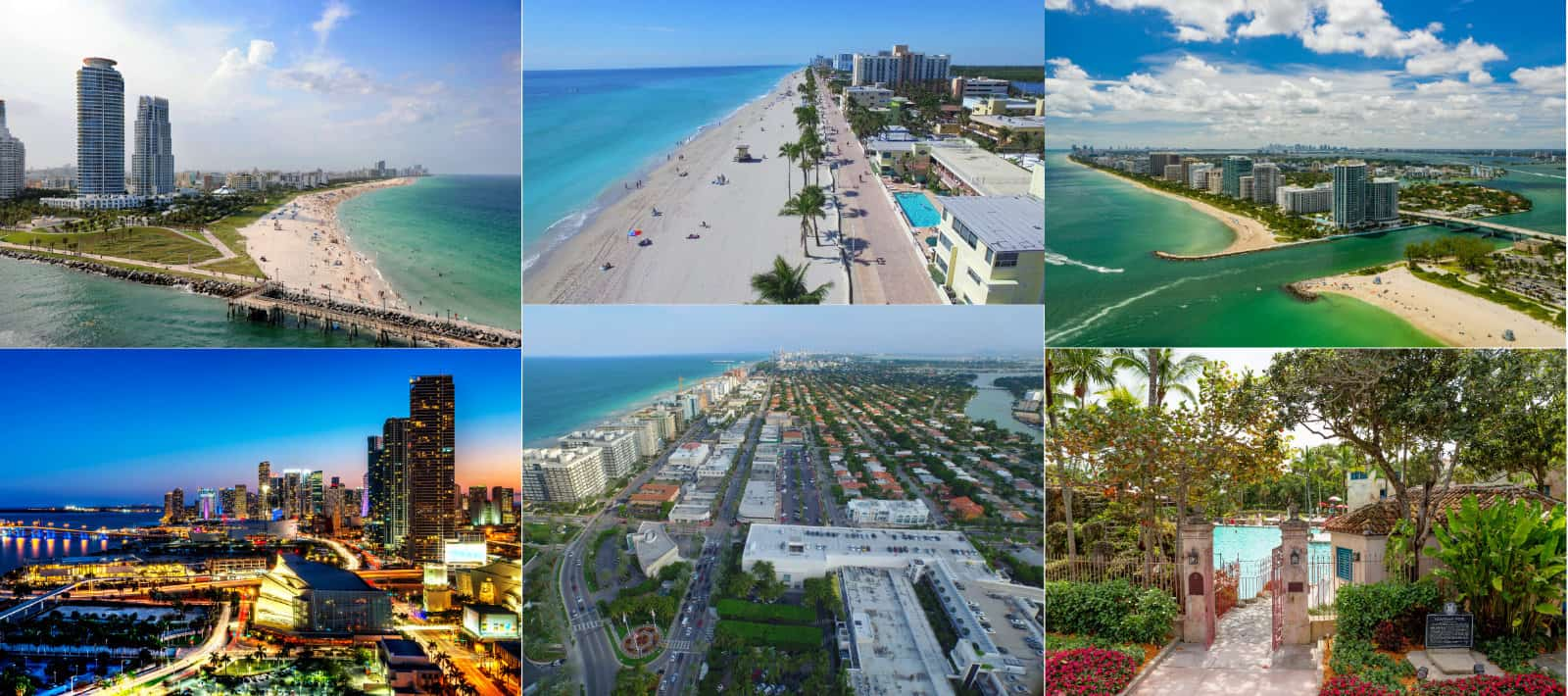 Miami Florida vacation rentals